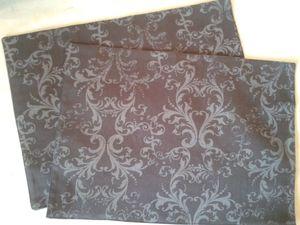 Sets de table ma couture for Sets de table tissu