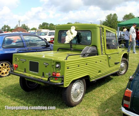 Citroen mehari pick-up (Retro Meus Auto Madine 2012) 02