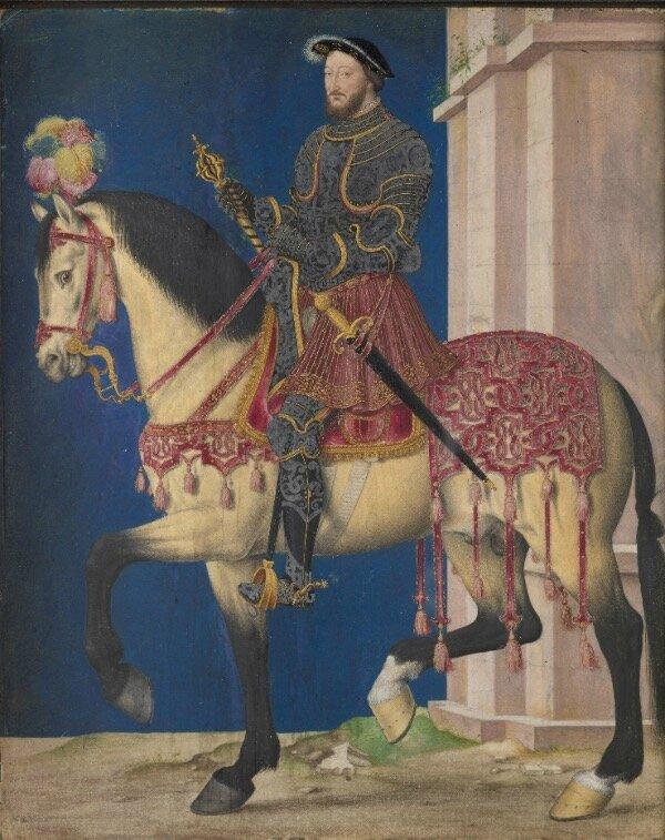 'François Ier et l'art des Pays-Bas' au Musée du Louvre