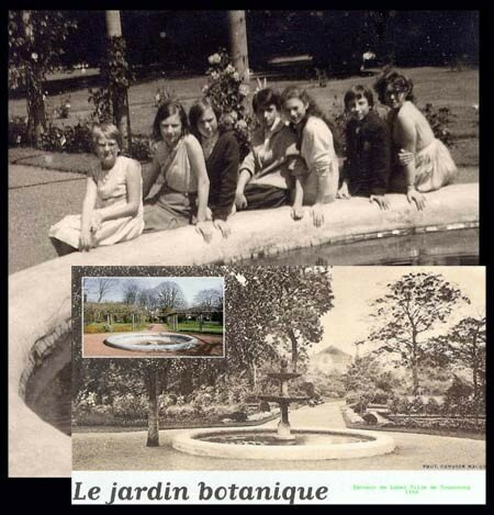 au jardin botanique de tourcoing 1965 le blog des ex de l 39 cole sainte marguerite marie. Black Bedroom Furniture Sets. Home Design Ideas