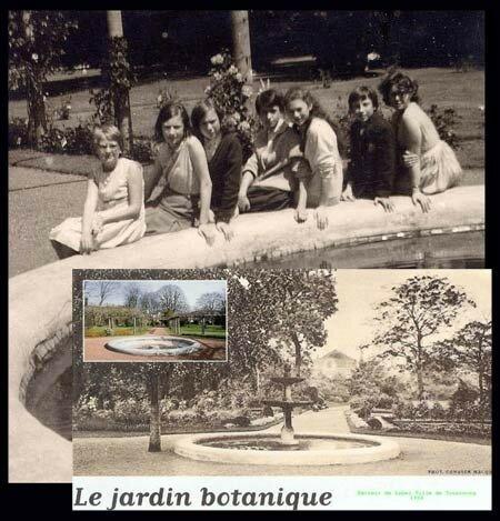 au jardin botanique de tourcoing 1965 le blog des ex de l 39 cole sainte marguerite marie. Black Bedroom Furniture Sets. Home Design Ideas