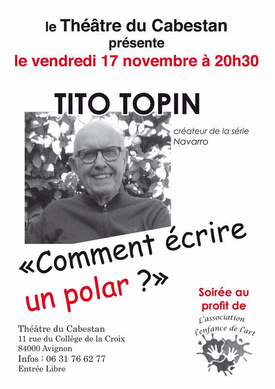 Tito Topin - Affiche