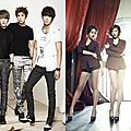 Ft island et secret inversent les roles