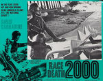 Death Race 2000 lobby card australienne 8