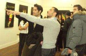 Vernissage Bouhioui 19jan2012 -23