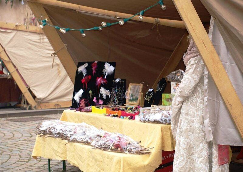 MARCHE NOEL MEDIEVAL RIBEAUVILLE 021