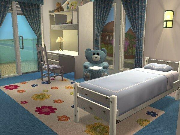 Sims  Ville Avec Terrain Vide