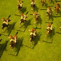 Carabiniers du premier empire (italeri 1/72eme)