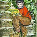 Damien lire, lire lire