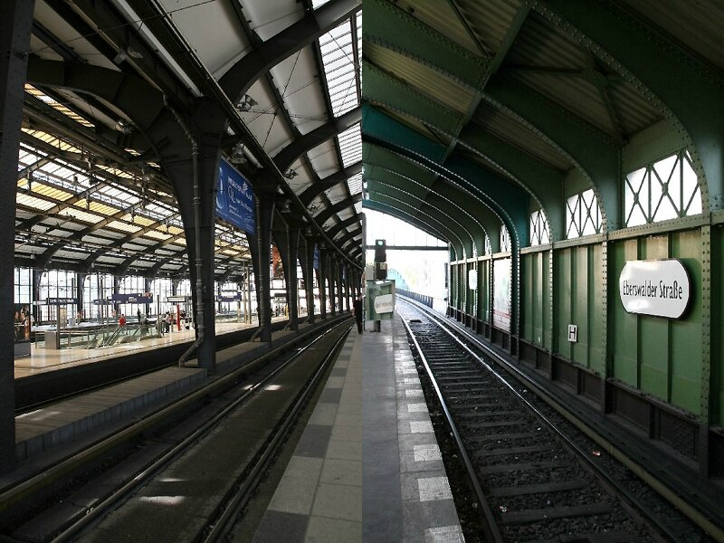8-Berlin Métro