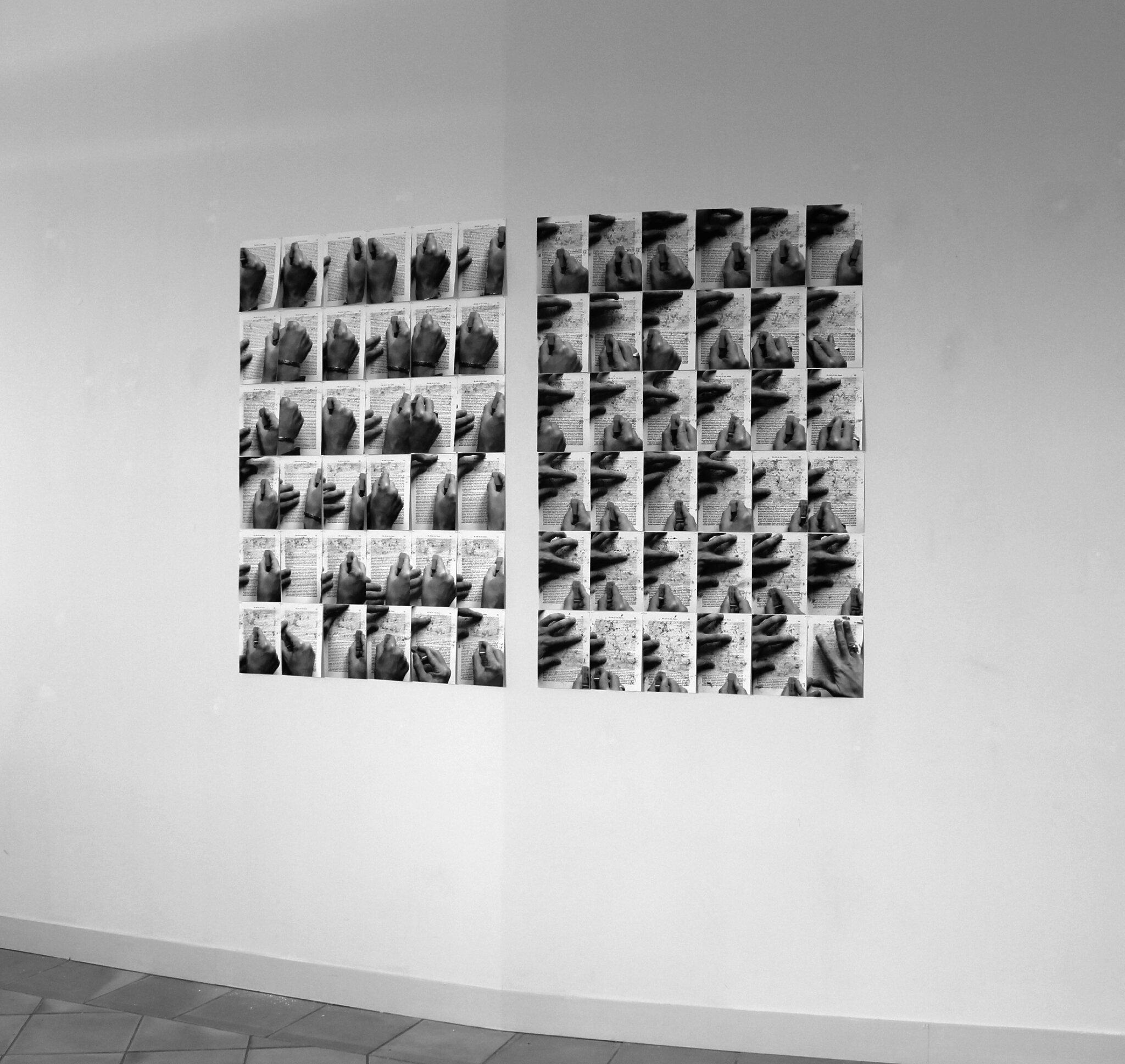 2013, Rêverie pour le futur, CIAC de Carros, 2013.