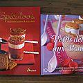 Un peu de lecture........... culinaire!!!!!!!