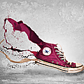 splash shoe, Photoshop