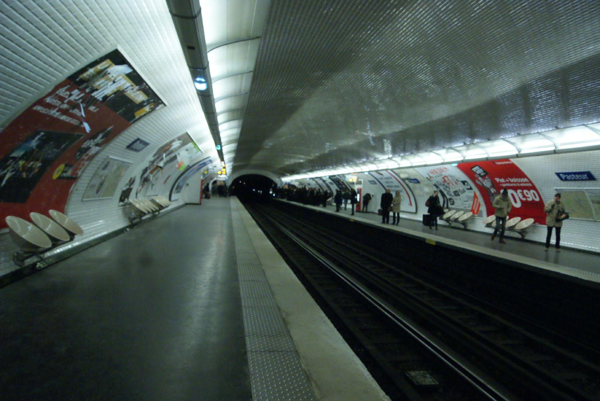 Defi Metro 57 M6 M12 Pasteur Le Gateau Sous La Cerise