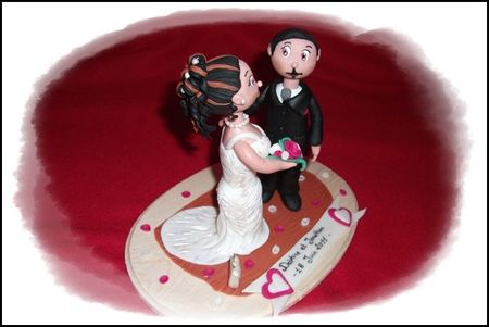 MARIAGE PORCELAINE FROIDE 2