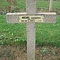 Soldat Jean Baptiste MICHEL