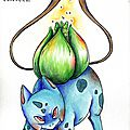 Pokemon #01: bulbasaur