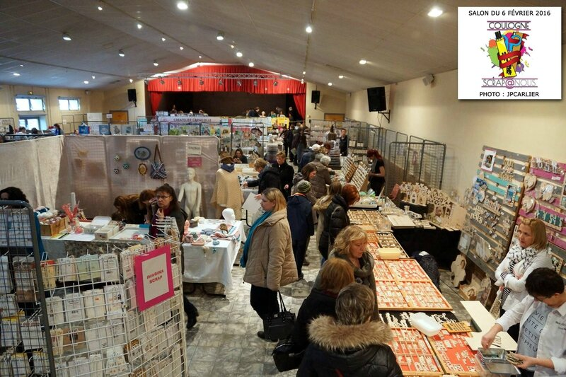 nos partenaires 2 me salon du scrapbooking et loisirs creatifs 7 janvier 2017 coulogne 39 scrap nous. Black Bedroom Furniture Sets. Home Design Ideas