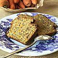 Carotte cake sain à l'okara d'amande