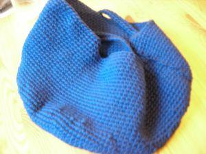 sac bleu