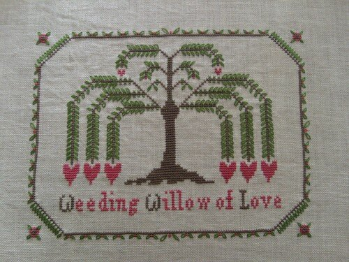 Weeding Willow of Love