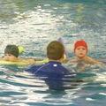 Stage natation - novembre 2010