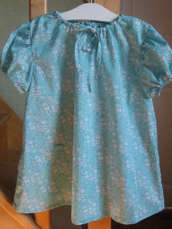 Maud liberty turquoise