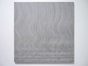 Bridget Riley born O Fall O 1963
