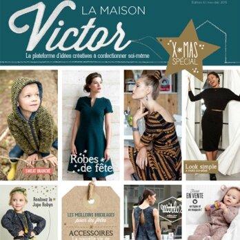 magazine La Maison Victor 06FR