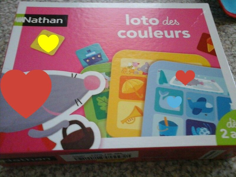 loto couleurs nathan