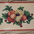 Plateau aux fruits