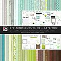 Bruissements de gratitude by aco & freebie