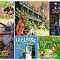 Collections indispensables bd, livres jeunesse...
