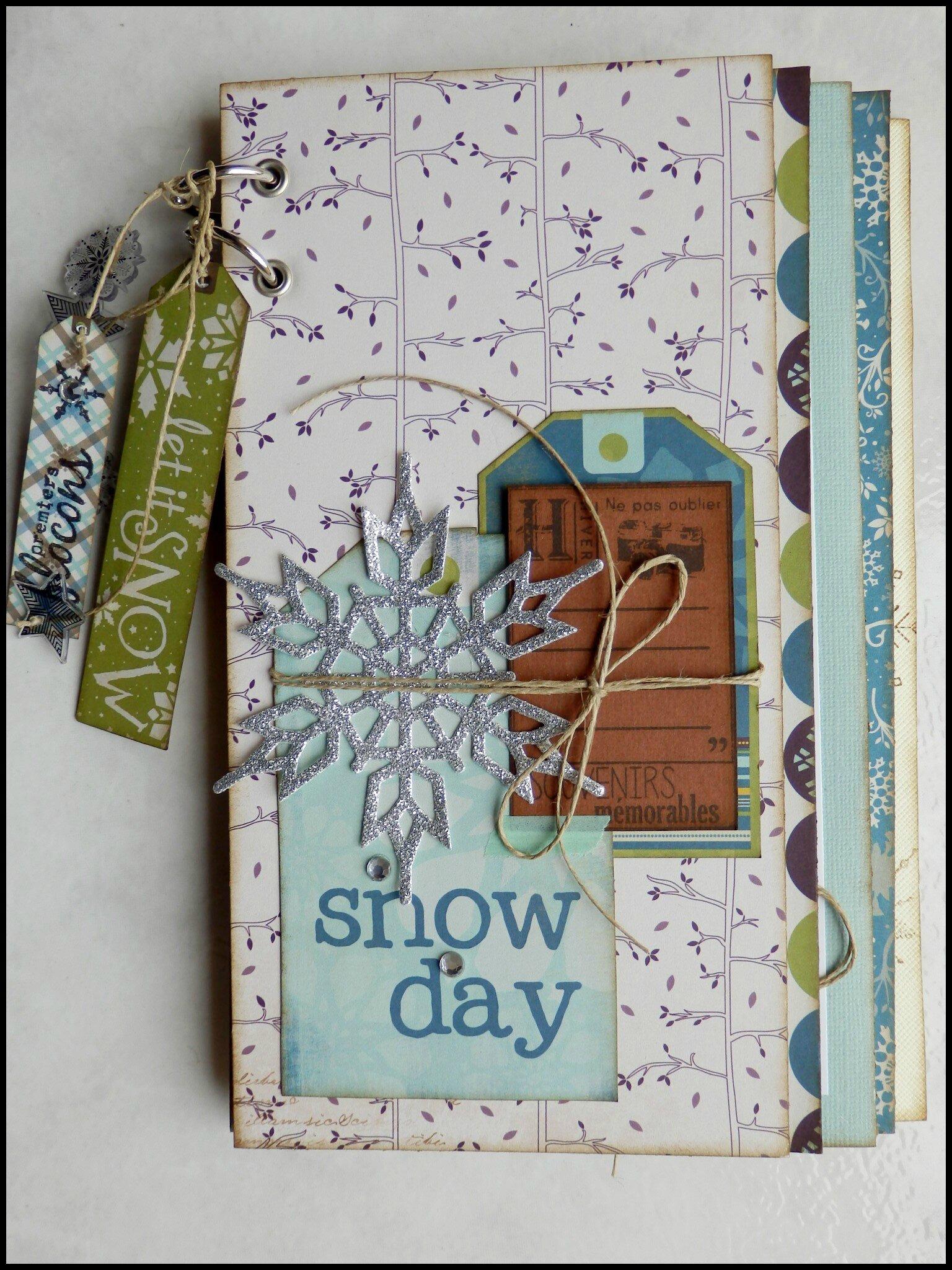 Mini Snow day 01