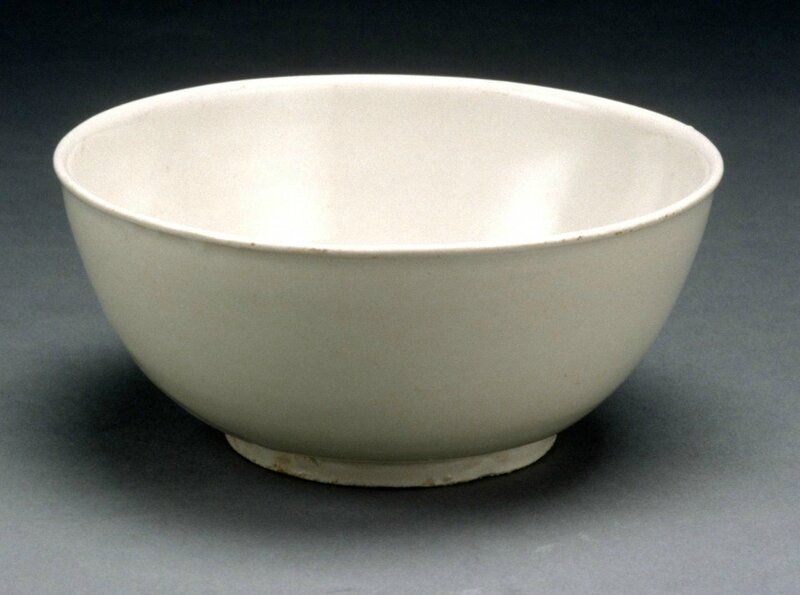 Bowl, Northern Song dynasty, 960 CE-1127, Ding type ware