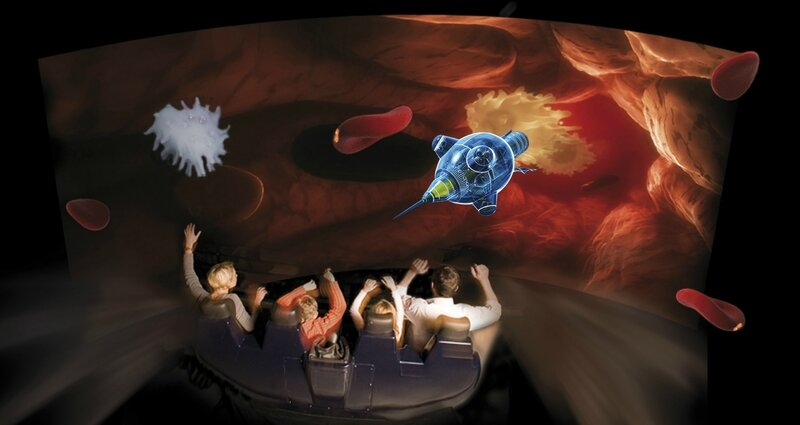 Virus attack 3D