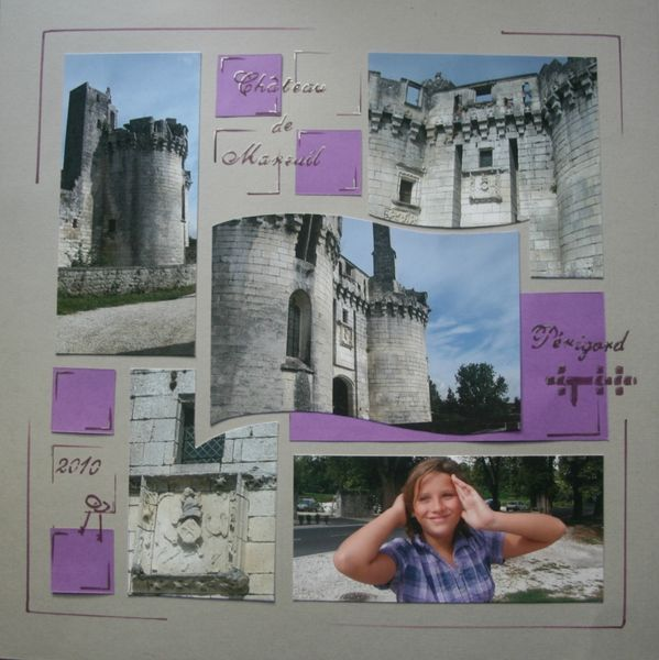 2010- château de Mareuil