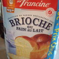 Pain brioché a la machine a pain
