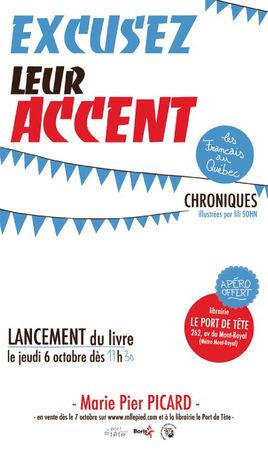 Excusez leur accent