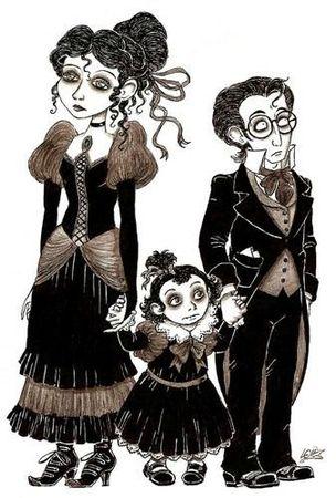 Baudelaire-Orphans