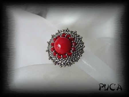 Bague Red