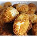 Nuggets de dinde ( sans gluten)
