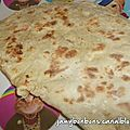Made in india : le cheese naan