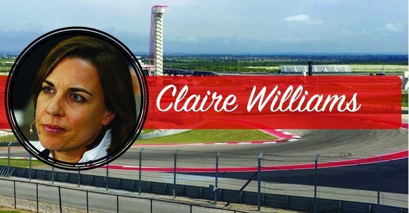 claire williams 13 1