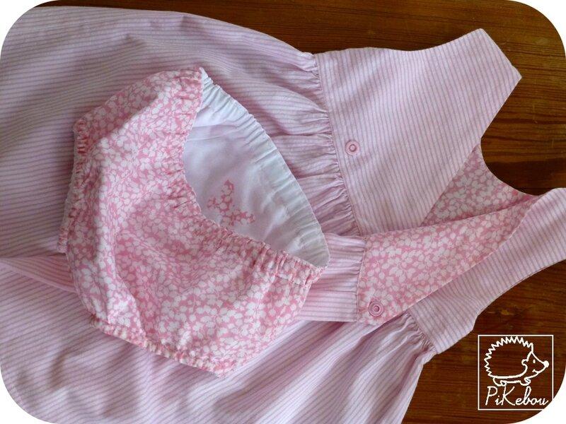 pikebou13 robe croisee dans le dos