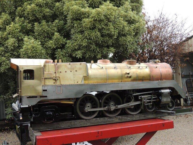 4032 Grande Révision classe 38 NSW B-P
