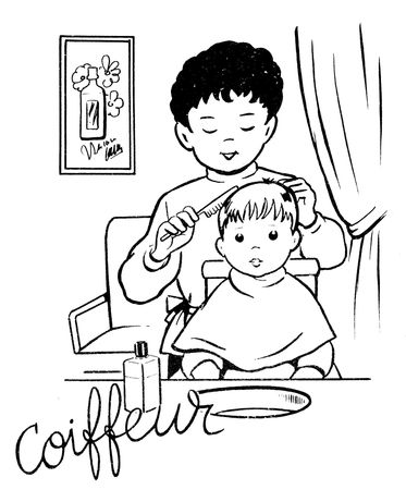 Volumetrix_metiers_coloriage_coiffeur
