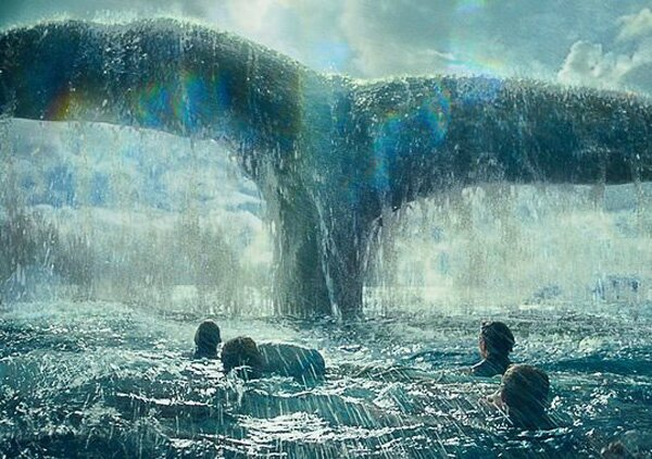In the heart of the sea (photo)
