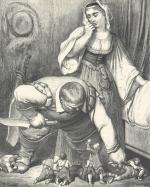 Le petit poucet Gustave Doré