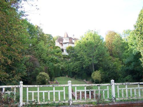 Samois sur Seine-demeure